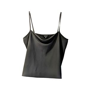 Topshop poly camisole top